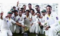 Pakistan rise to third in Test rankings, South Africa slip to sixth