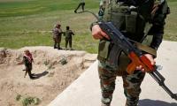 Iraq's all-female combat unit seeks revenge on Islamic State