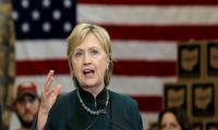 Clinton calls Trump a 'loose cannon,' risky choice for president