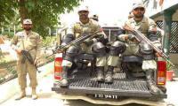 Rangers kill two smugglers near Lahore border