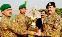 Army Chief says Physical fitness important despite modern war technology