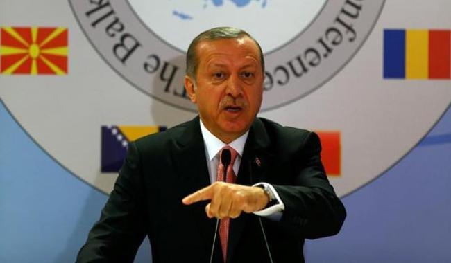 Turkey has killed 3,000 IS fighters in Syria, Iraq: Erdogan