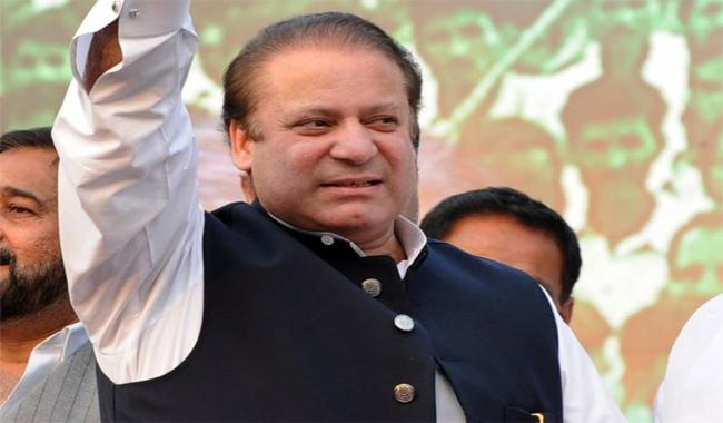 PM Nawaz performs groundbreaking of Motorway in D.I Khan