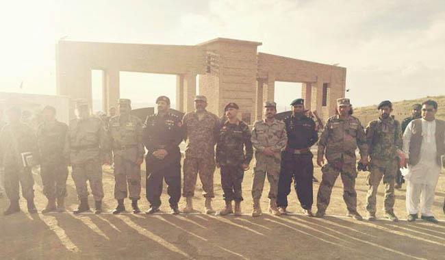 Pakistan handed over Angoor Adda check post to Afghan forces