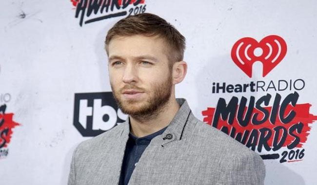DJ Calvin Harris suffers minor injuries in Los Angeles crash