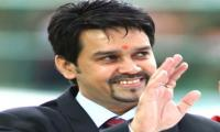 Indian cricket board elects Anurag Thakur as president