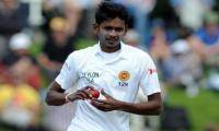 Sri Lanka´s Chameera out of England tour with injury