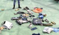 Remains retrieved from EgyptAir wreckage suggest blast on board