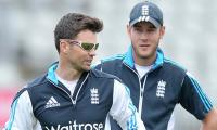 Blooming partnership with Anderson pleases Stuart Broad