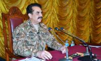 Army Chief says Pakistan determined to confront global terrorism, extremism