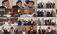 Pakistani traders visit Houston