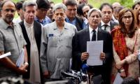 Opposition agrees to drop PM's name from Panama Commission ToRs