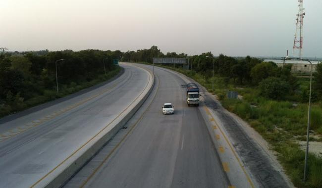 Chakwal: 2 dead, 4 injured in motorway accident