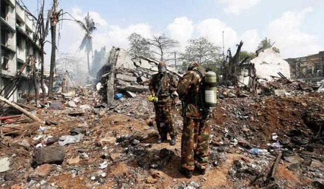 Five dead, 92 injured in Mumbai chemical factory blast