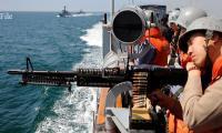 S.Korea fires warning shots after boats from North cross sea border
