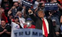 Trump rules out presidential debate with Sanders