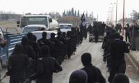 Dozens killed near Turkey in clashes between Daesh, Syria rebels