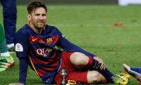 Messi's pain eases, recovery time unclear: doctor