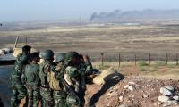 'US-led coalition troops assisting Kurds in new offensive'