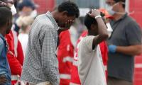 Rescued migrants say ship sank off Italy with hundreds aboard - NGO