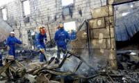 Seventeen killed in care home fire in Ukraine