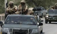 Armed forces arrest 2 alleged terrorists, seize 20 kg of explosive material