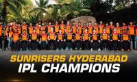 Sunrisers clinch maiden IPL title in nail-biting contest