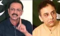 PSP leaders Raza Haroon and Anees Advocate depart for London