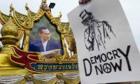Thai junta lifts ban on overseas travel by politicians