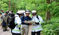 Japanese searchers comb forest for toddler punished by parents