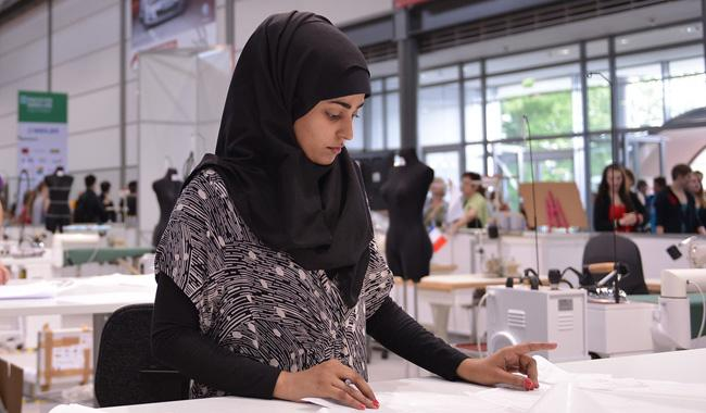 Employers can forbid headscarf if general ban in place -EU court adviser