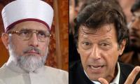 Arrest warrants issued for Imran Khan, Tahir-ul-Qadri
