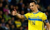 Sweden miss rested Ibrahimovic in 0-0 draw with Slovenia