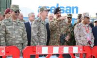 Army Chief witnesses military exercise in Turkey