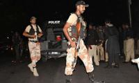 Rangers round up 5 suspects in Karachi