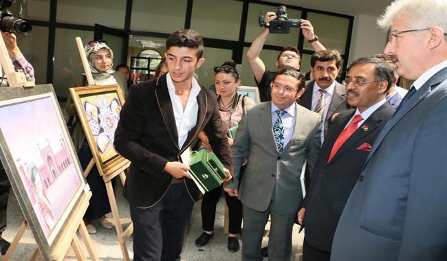 5rd edition of Chughtai Art Awards held at Konya