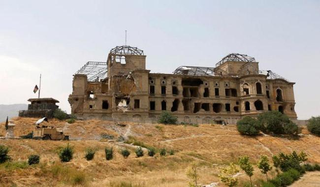 Afghanistan to restore bombed-out 'safe haven' palace