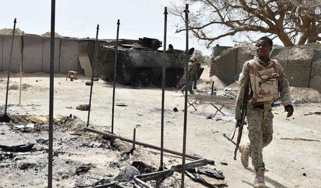 Boko Haram kill 24 in northeastern Nigeria: community leader