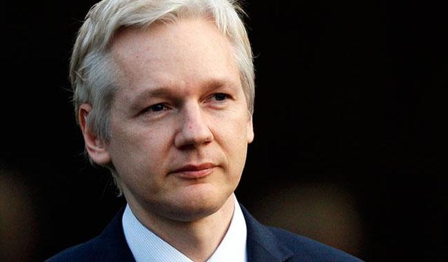 Julian Assange starts 5th year cooped in London embassy