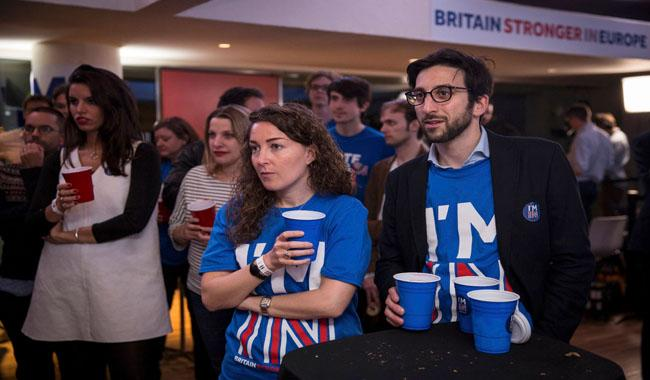 With 200 of 382 results declared, Brexit camp leads