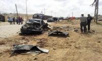 Car bomb kills four in Libya´s Benghazi
