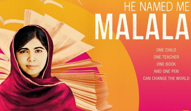 Geo News to broadcast 'He Named Me Malala' Urdu version