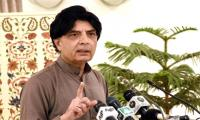 Owais Shah's kidnapping, Sabri murder a challenge for govt: Nisar