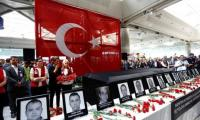 Turkish police detain 11 more suspects over airport attack - media