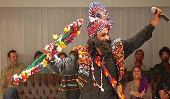 Remembering Sindhi folk singer Allan Faqeer