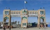 Pakistan Afghanistan to hold first TWG meeting on border management