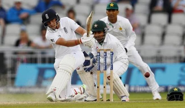 Ruthless England turn the screw on Pakistan