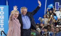 Hillary Clinton picks Senator Tim Kaine for running mate