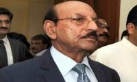 CM Sindh leaves for Dubai to consult with top leadership on Rangers