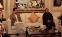 PPP Dubai meeting on Rangers powers inconclusive